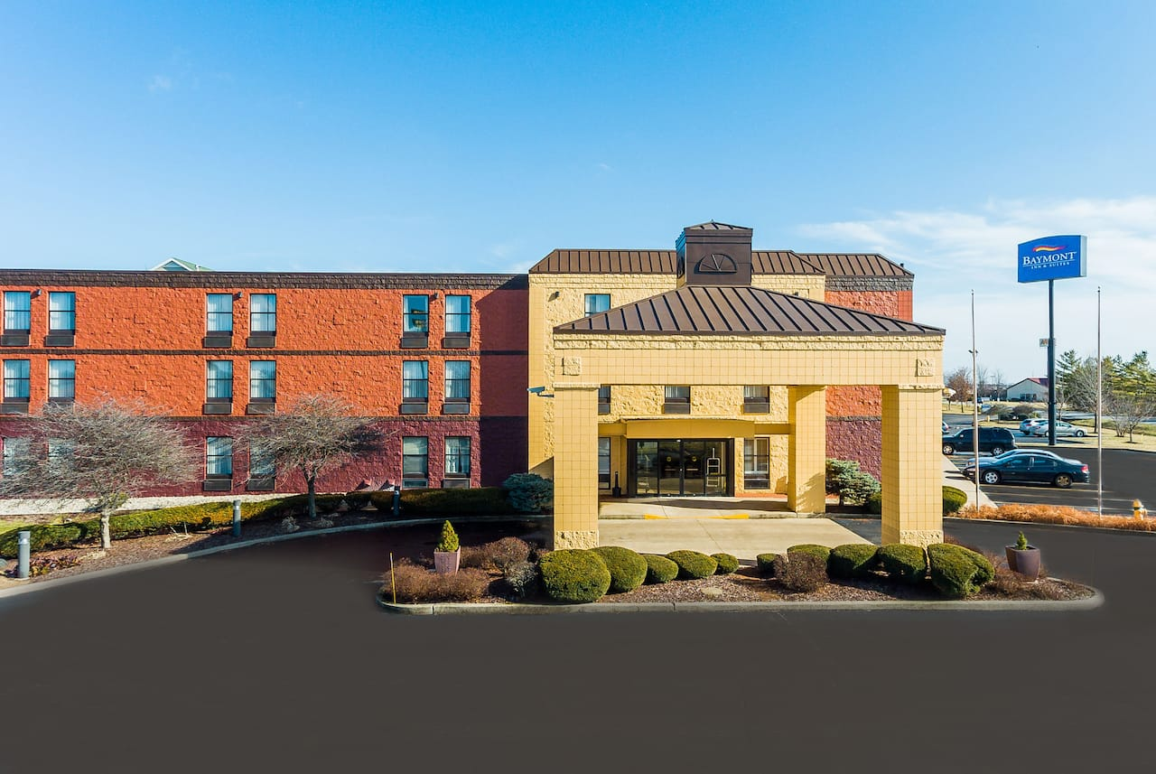 Baymont Inn Suites Lafayette In Indiana