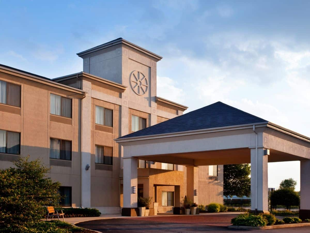Baymont by Wyndham Merrillville in  Chicago,  Illinois
