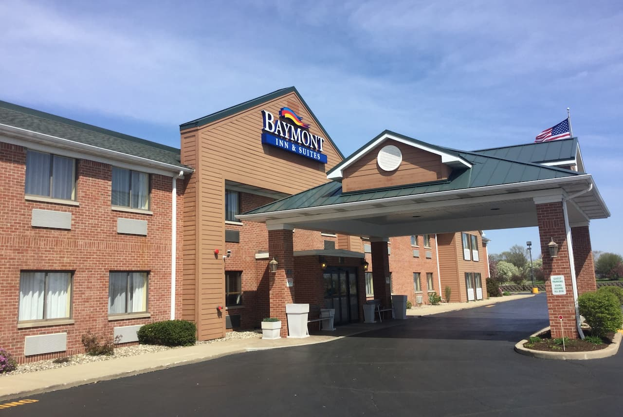 Baymont Inn & Suites Mishawaka South Bend Area in Elkhart, Indiana