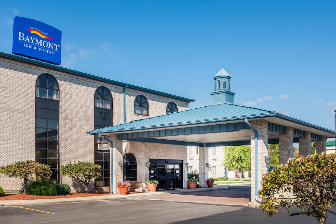 Baymont Inn & Suites Plainfield/ Indianapolis Arpt Area in Greencastle, Indiana