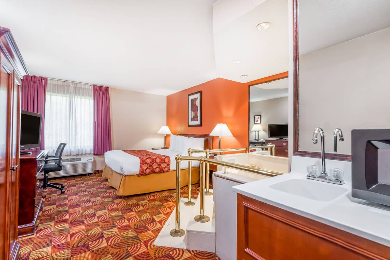 at the Baymont Inn & Suites Plainfield/ Indianapolis Arpt Area in Plainfield, Indiana