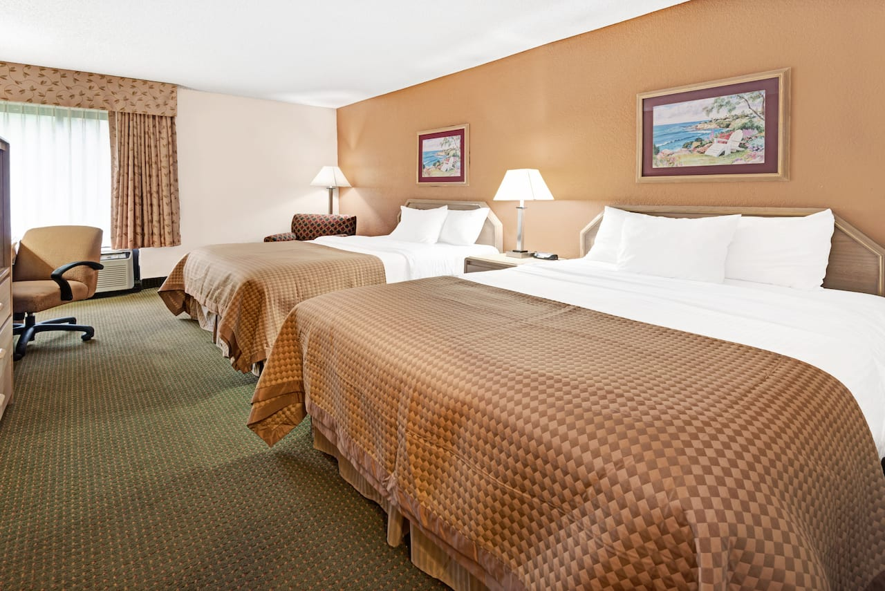 at the Baymont Inn & Suites Lawrence in Lawrence, Kansas