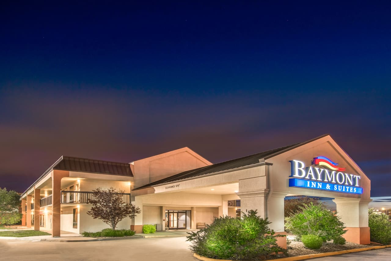 Baymont Inn & Suites Topeka in Topeka, Kansas
