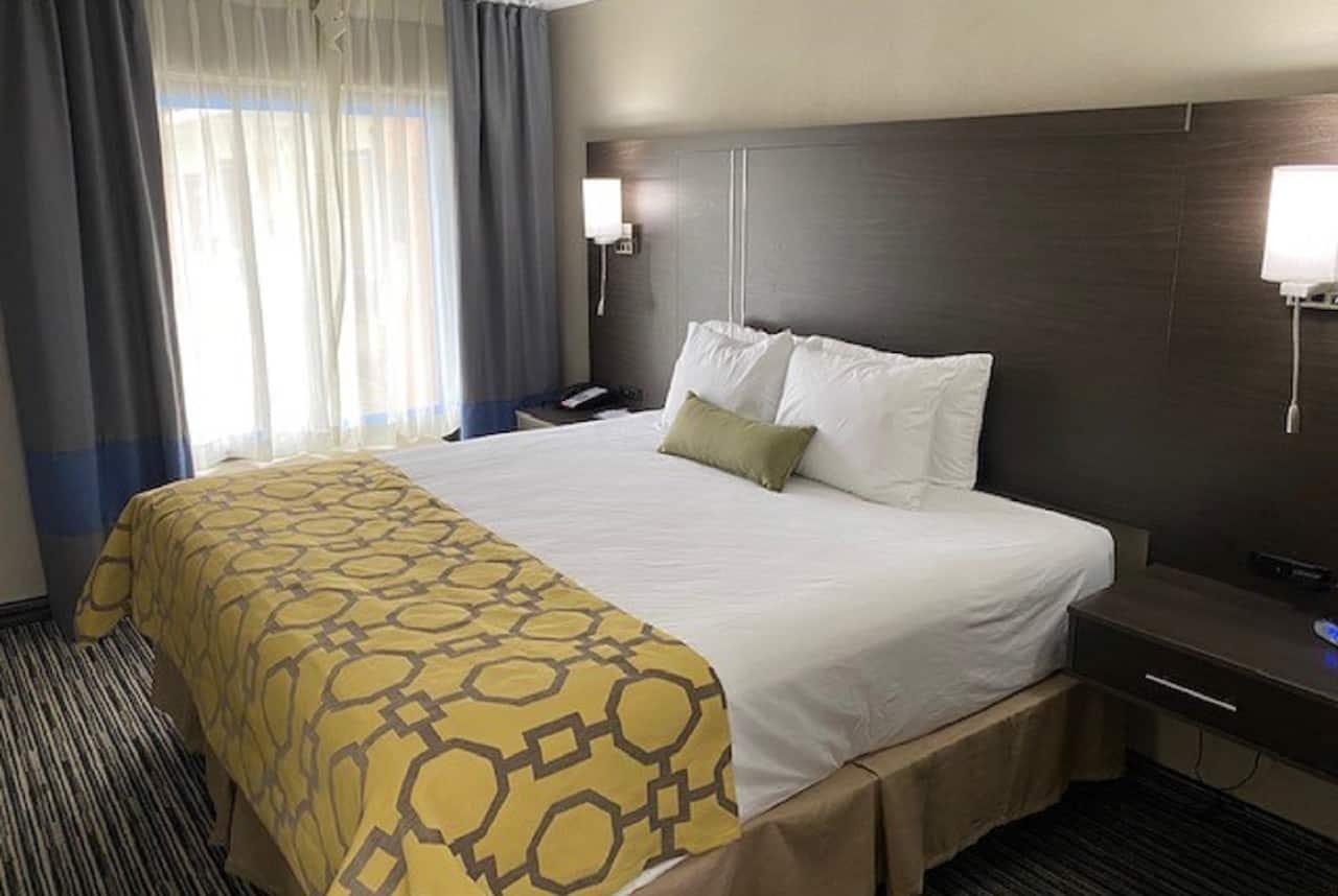 at the Baymont Inn & Suites Topeka in Topeka, Kansas