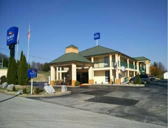 Baymont Inn & Suites Cave City in Glasgow, Kentucky