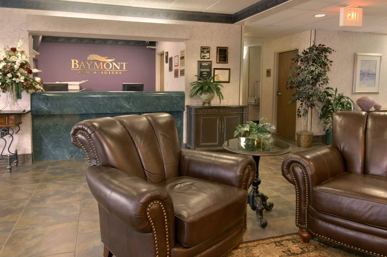 at the Baymont Inn & Suites Corbin in Corbin, Kentucky