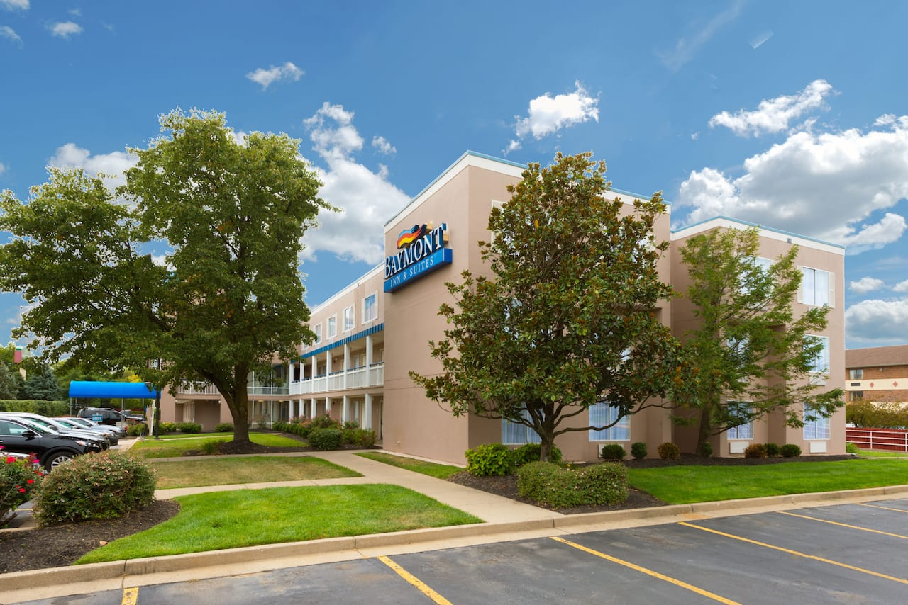 Baymont Inn & Suites Louisville East in  Jeffersonville,  Indiana