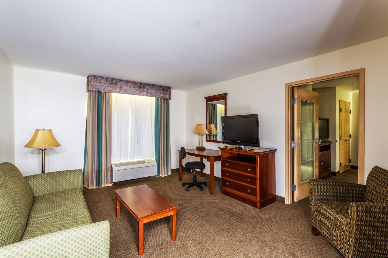 at the Baymont Inn & Suites Houma in Houma, Louisiana