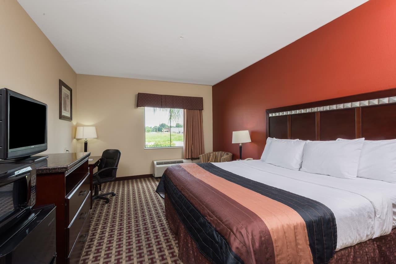 at the Baymont Inn & Suites Sulphur in Sulphur, Louisiana