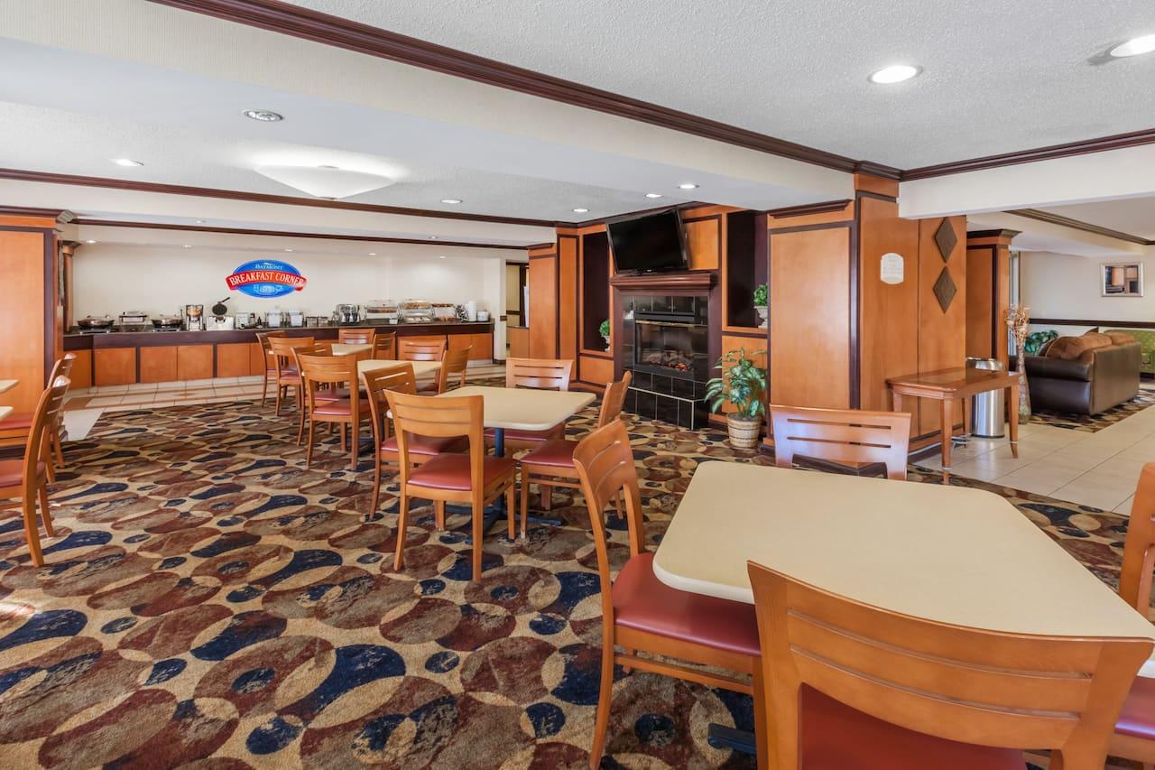 at the Baymont Inn & Suites Auburn Hills in Auburn Hills, Michigan