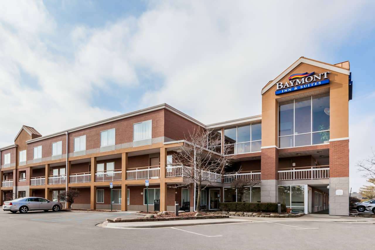 Baymont Inn & Suites Auburn Hills in Troy, Michigan
