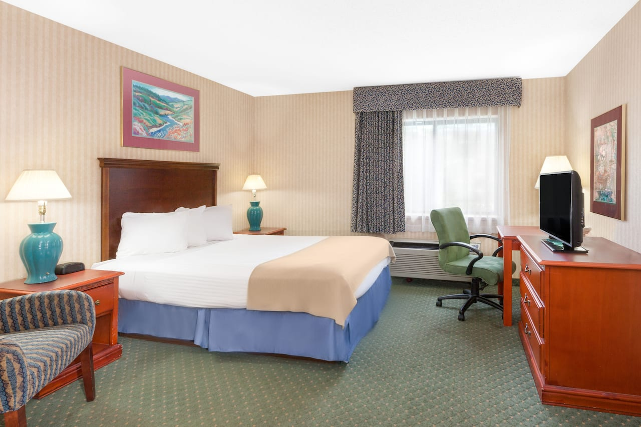 at the Baymont Inn & Suites Bridgeport/Frankenmuth in Bridgeport, Michigan