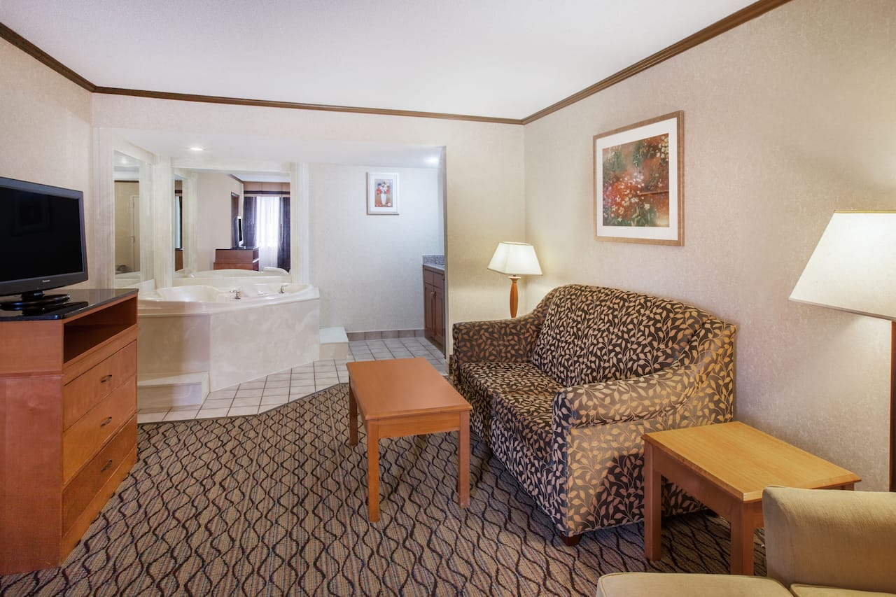 at the Baymont Inn & Suites Canton in Canton, Michigan