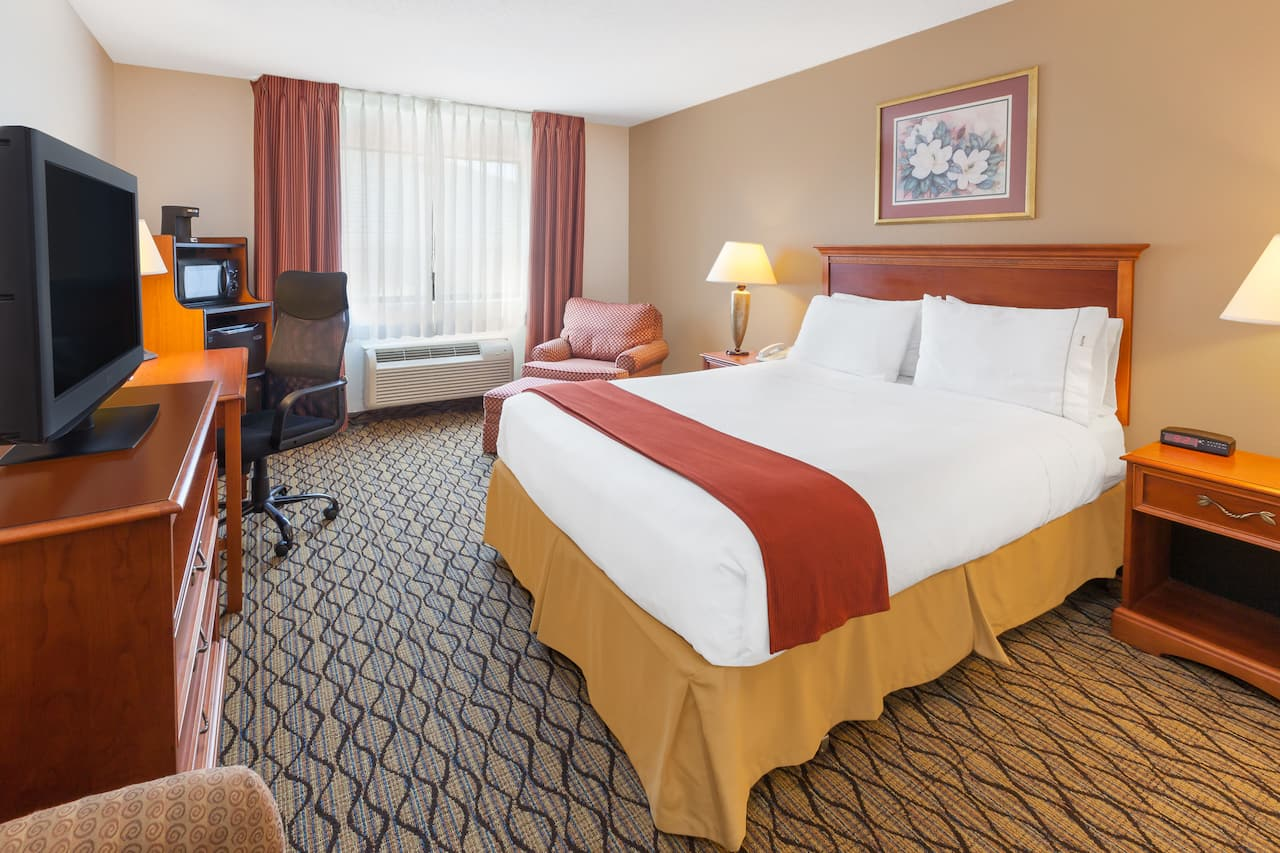 at the Baymont Inn & Suites Chelsea in Chelsea, Michigan