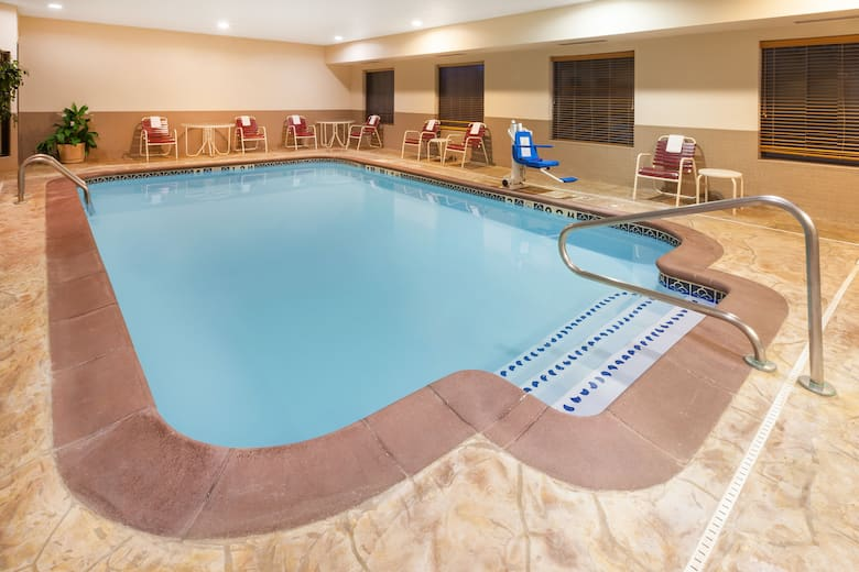 Pool At The Baymont By Wyndham Chelsea In Michigan