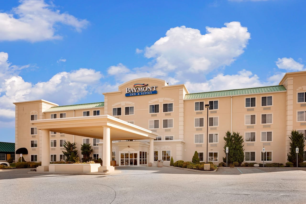 at the Baymont Inn & Suites Grand Rapids SW/Byron Center in Grand Rapids, Michigan