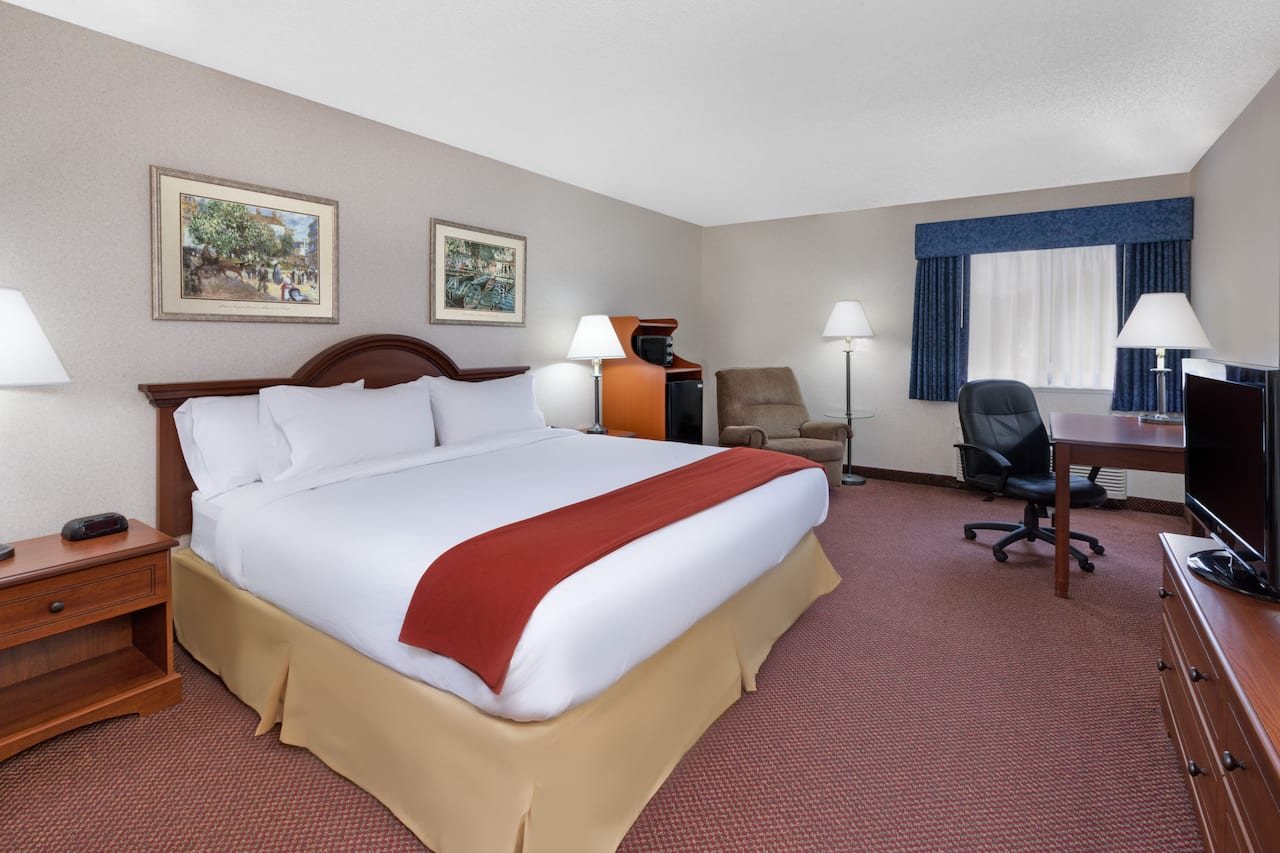 at the Baymont Inn & Suites Howell/Brighton in Howell, Michigan