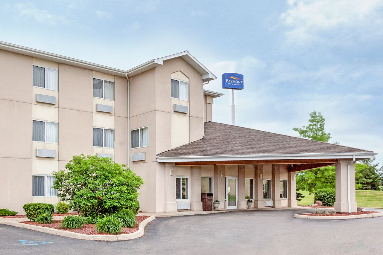 Baymont Inn & Suites Howell/Brighton in Chelsea, Michigan