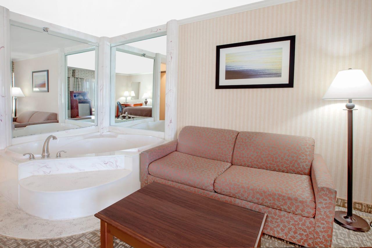 at the Baymont Inn & Suites Jackson in Jackson, Michigan