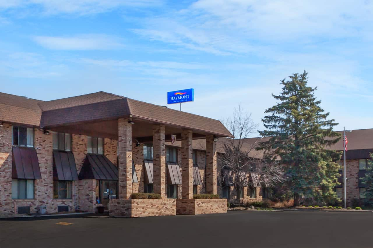 Baymont Inn & Suites Midland in Mount Pleasant, Michigan