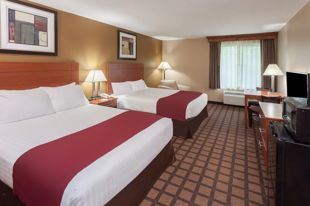 at the Baymont Inn & Suites New Buffalo in New Buffalo, Michigan