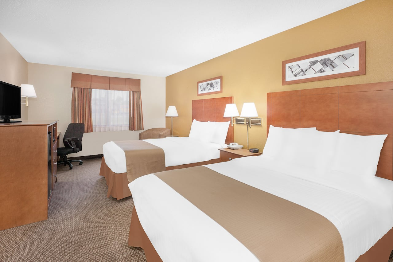 at the Baymont Inn & Suites Port Huron in Port Huron, Michigan