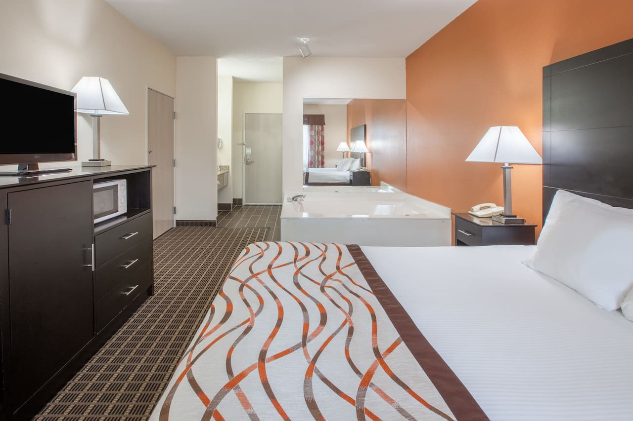 at the Baymont Inn & Suites South Haven in South Haven, Michigan