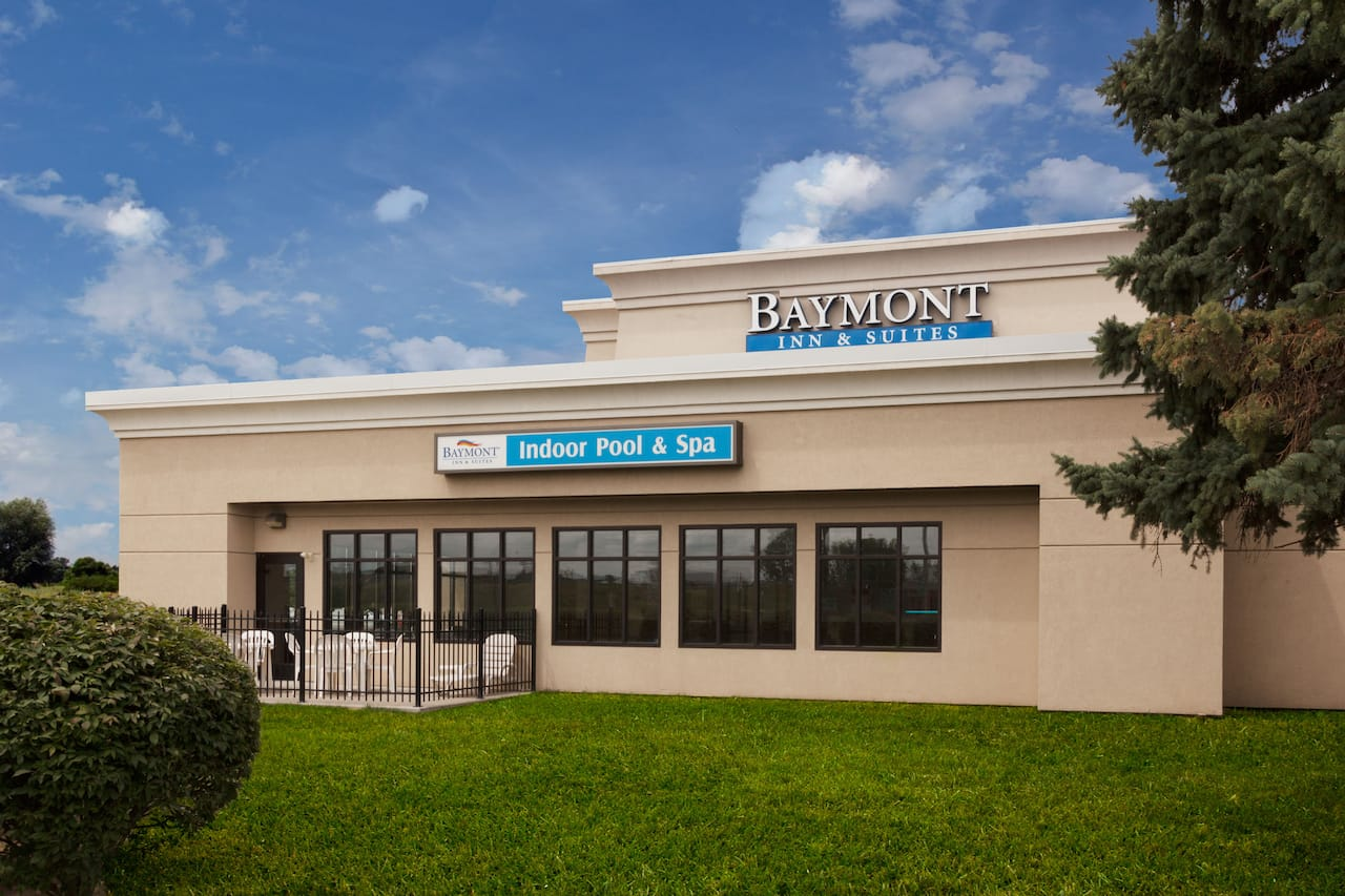 Baymont Inn & Suites St. Joseph/Stevensville in  Benton Harbor,  Michigan