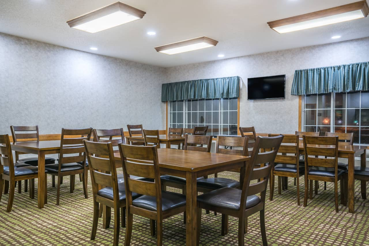 at the Baymont Inn & Suites Albany in Albany, Minnesota