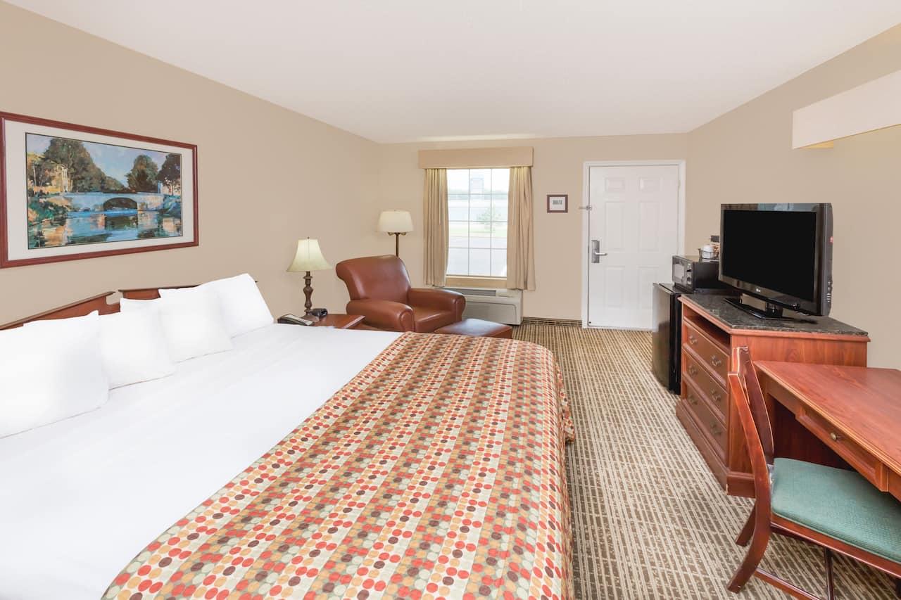 at the Baymont Inn & Suites Grenada in Grenada, Mississippi