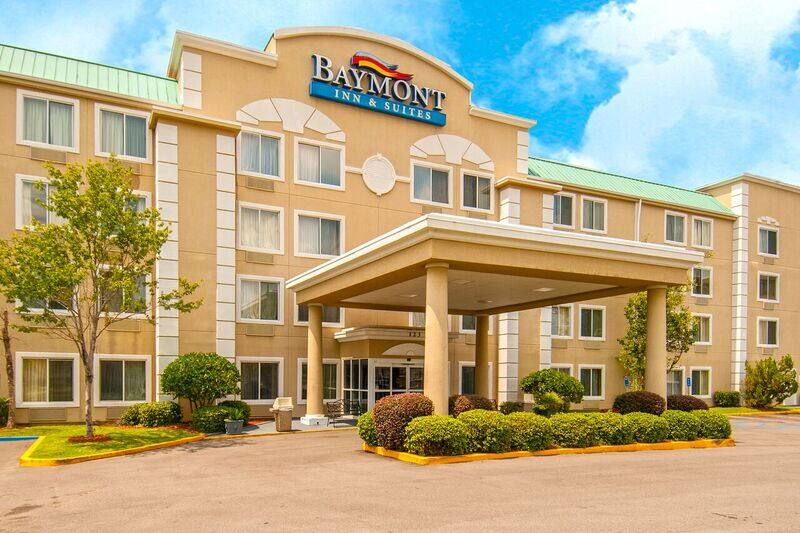 at the Baymont Inn & Suites Hattiesburg in Hattiesburg, Mississippi