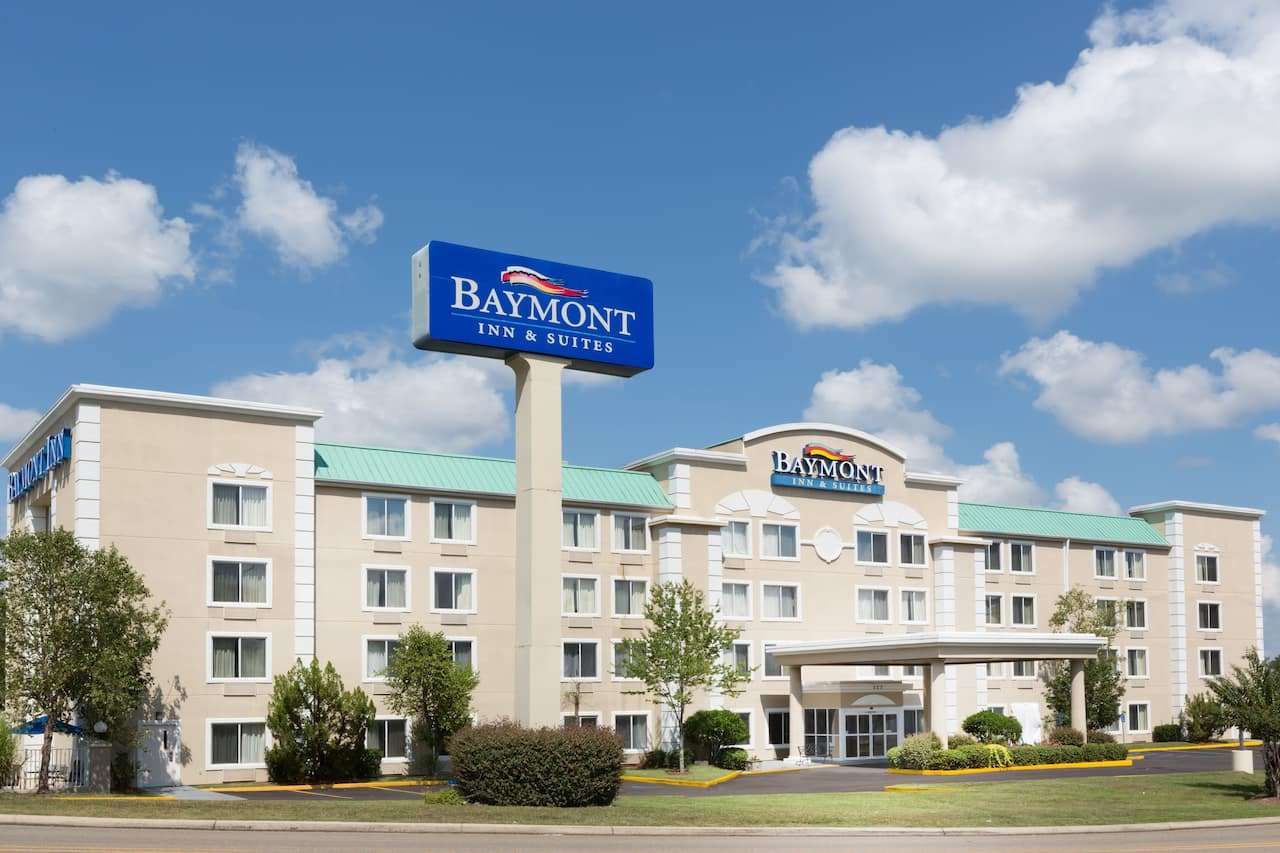Baymont Inn & Suites Hattiesburg in  Hattiesburg,  Mississippi