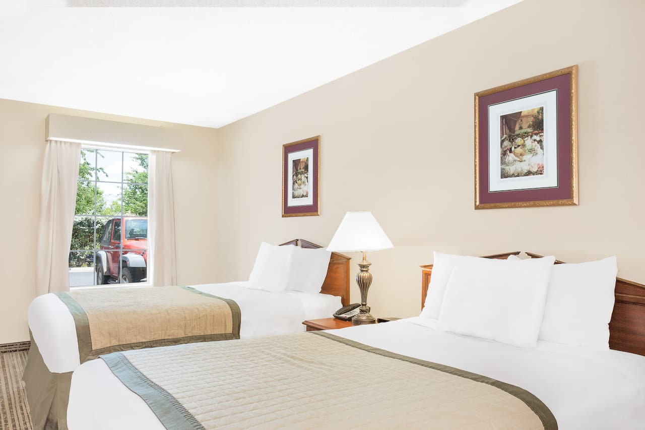 at the Baymont Inn & Suites Meridian in Meridian, Mississippi