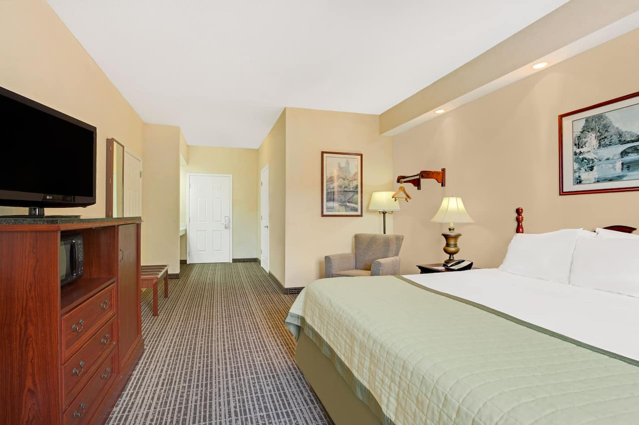 at the Baymont Inn & Suites Pearl in Pearl, Mississippi