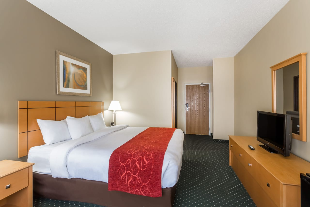 at the Baymont Inn & Suites Billings in Billings, Montana