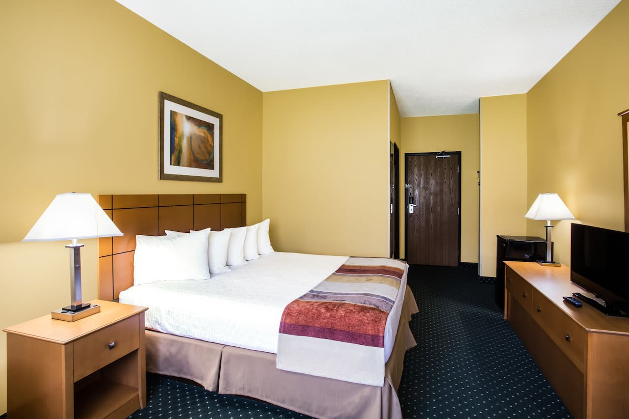 at the Baymont Inn & Suites Helena in Helena, Montana