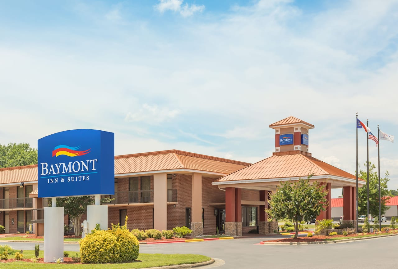 Baymont Inn & Suites Rocky Mount I-95 in Rocky Mount, North Carolina