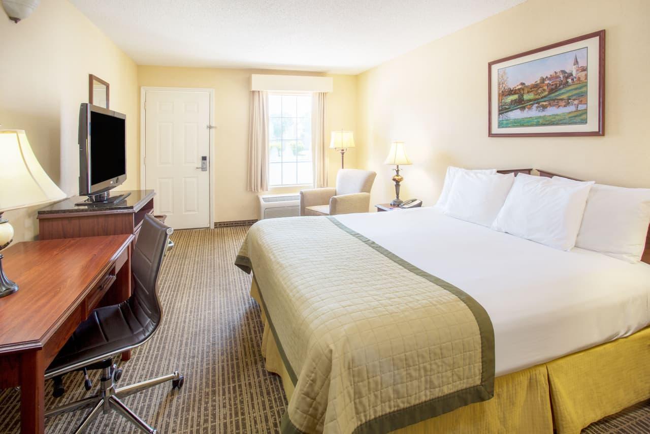 at the Baymont Inn & Suites Dunn in Dunn, North Carolina