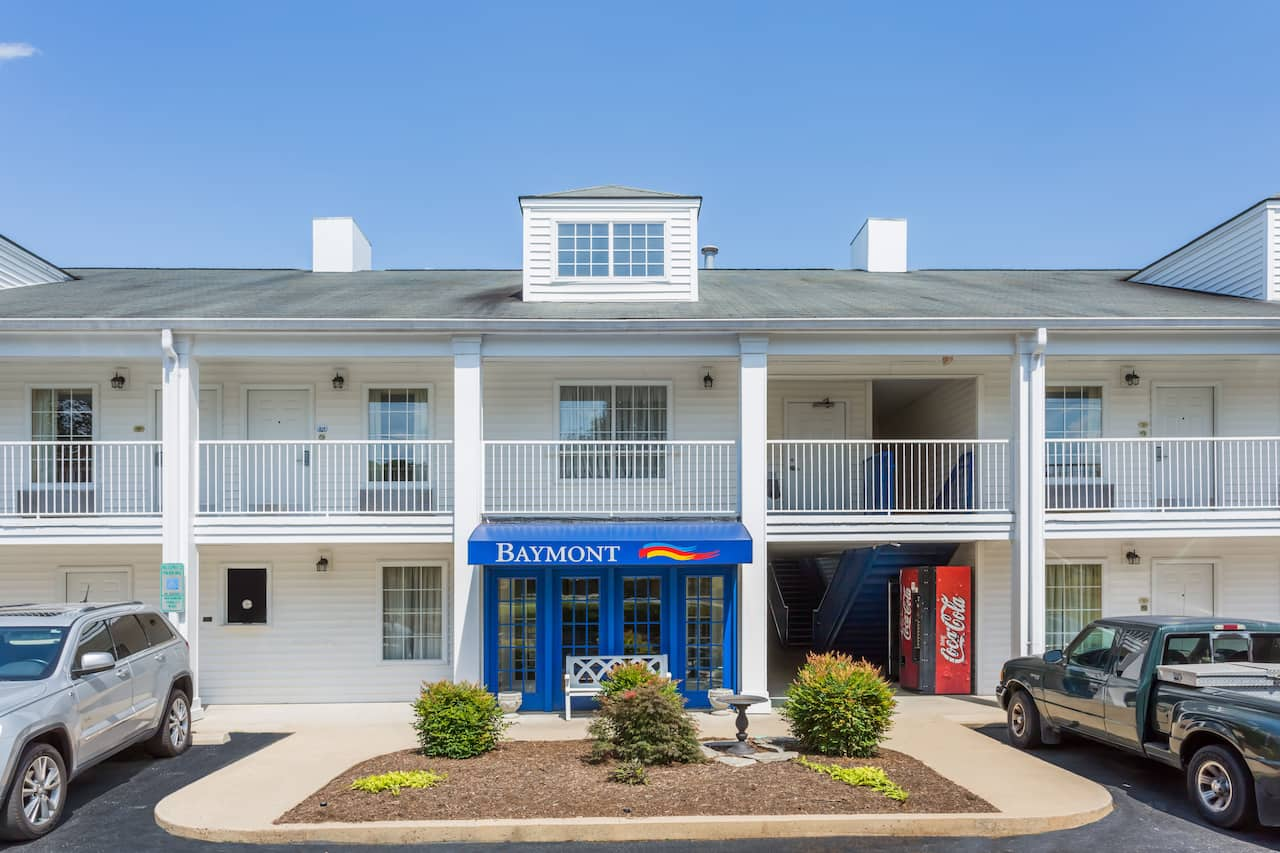 Baymont Inn & Suites Eden in  Eden,  North Carolina