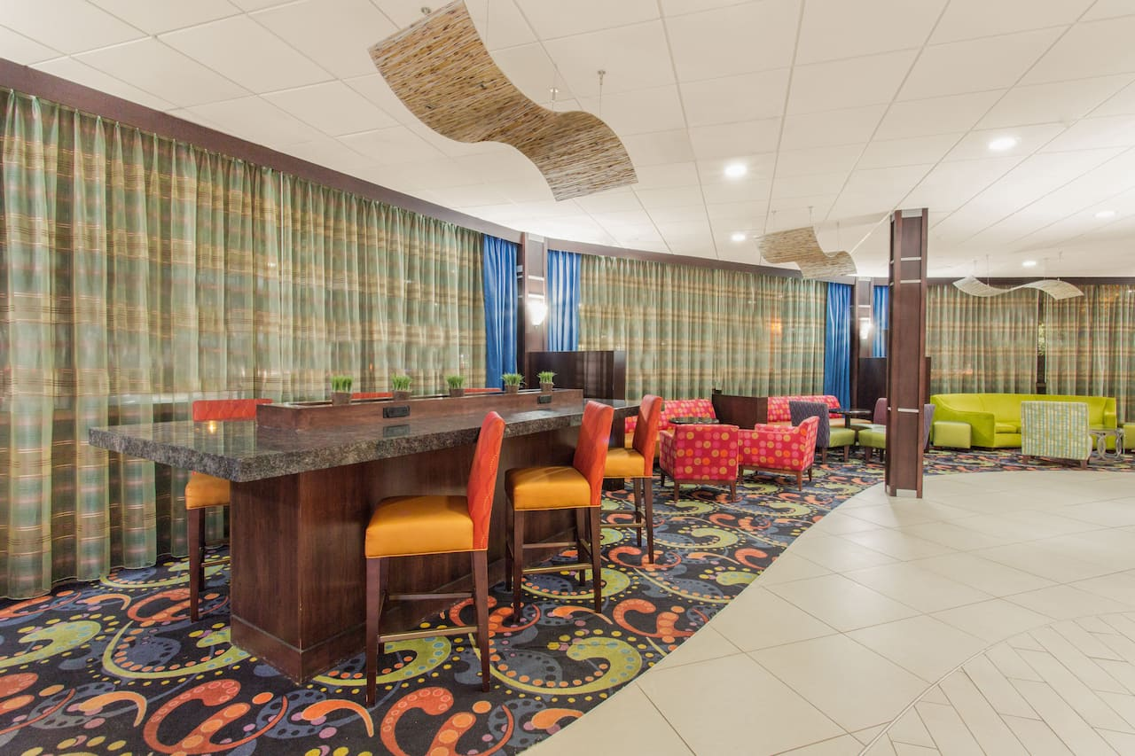 at the Baymont Inn & Suites Fayetteville Fort Bragg Area in Fayetteville, North Carolina