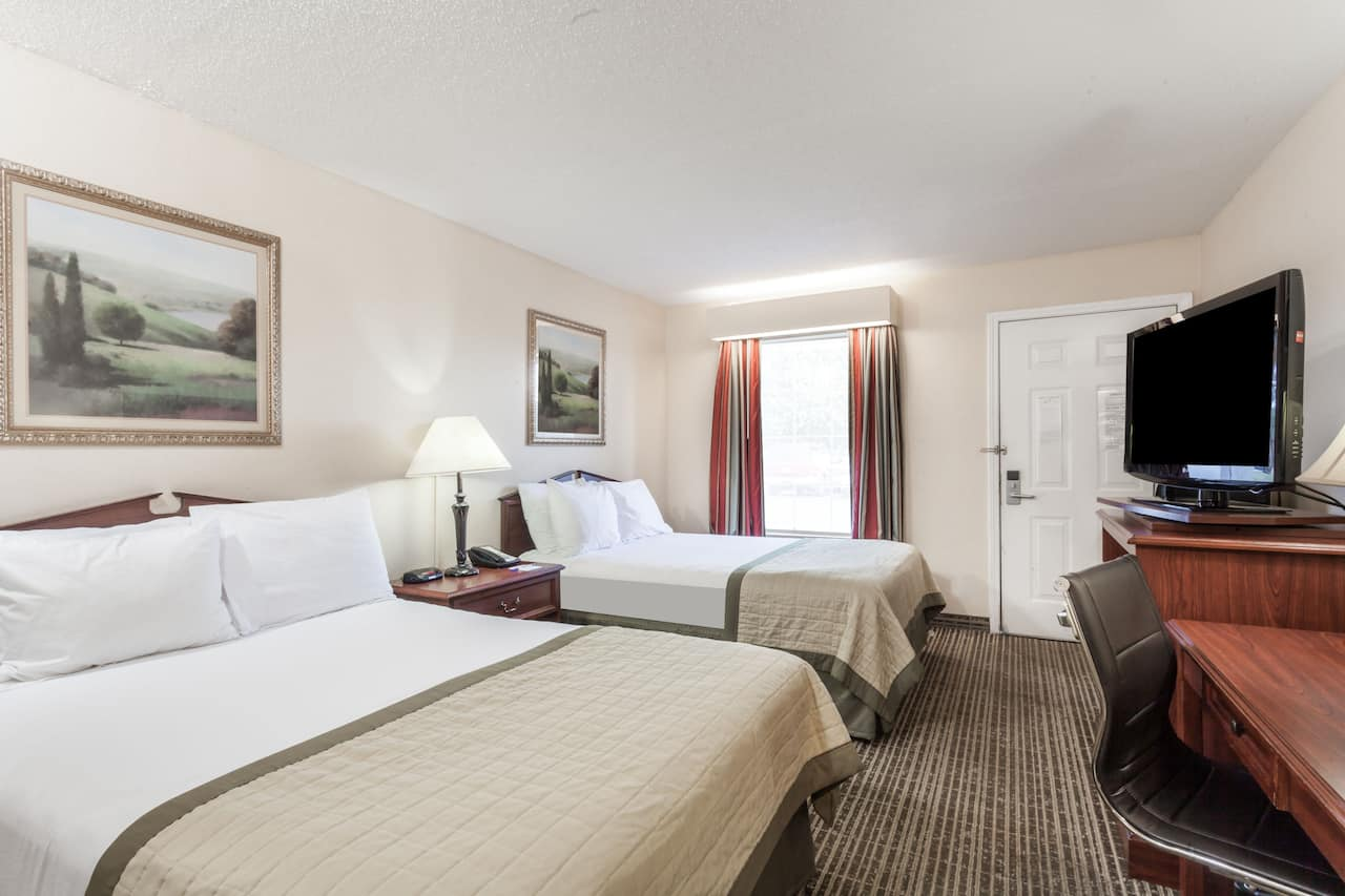 at the Baymont Inn & Suites Hickory in Hickory, North Carolina