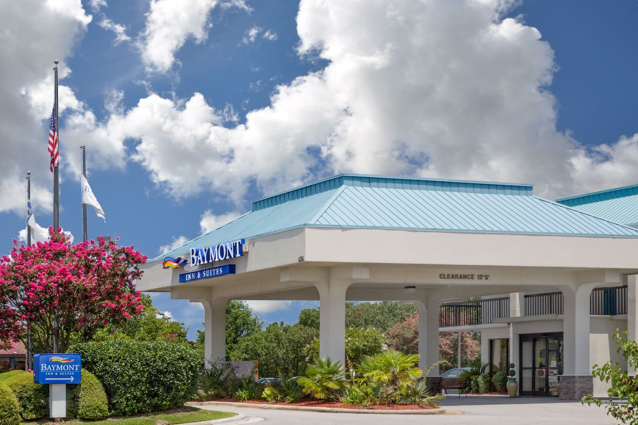 Baymont Inn & Suites/Camp Lejeune in Jacksonville, North Carolina