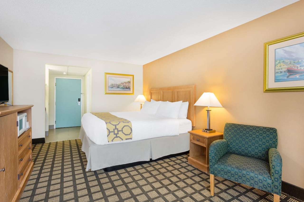 at the Baymont Inn & Suites Kitty Hawk Outer Banks in Kitty Hawk, North Carolina