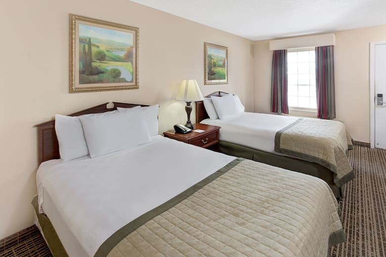 Guest Room At The Baymont By Wyndham Sanford In North Carolina
