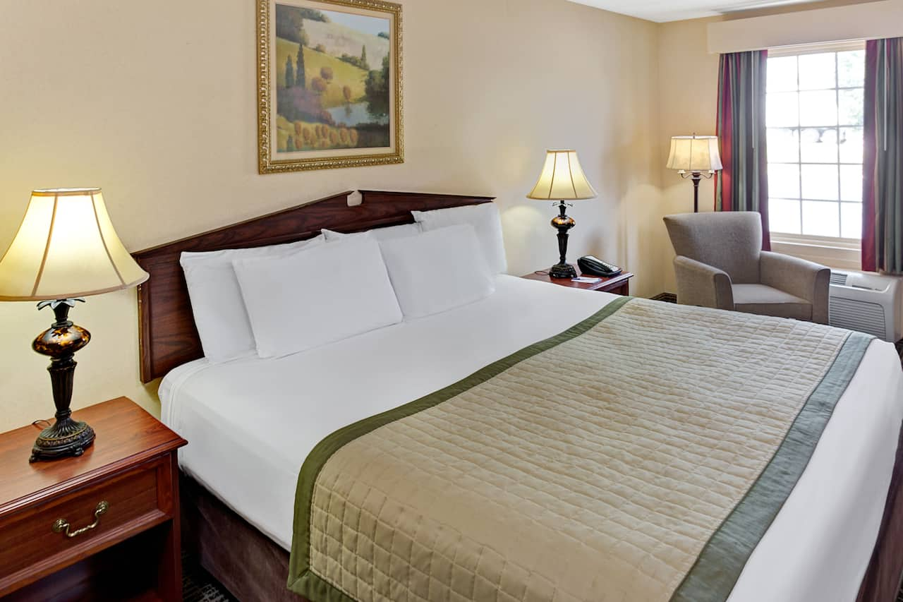 at the Baymont Inn & Suites Sanford in Sanford, North Carolina