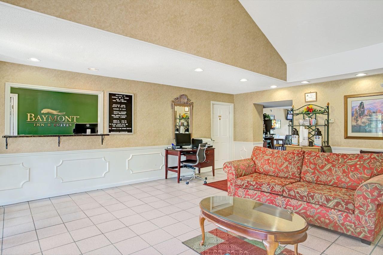 at the Baymont Inn & Suites Smithfield in Smithfield, North Carolina