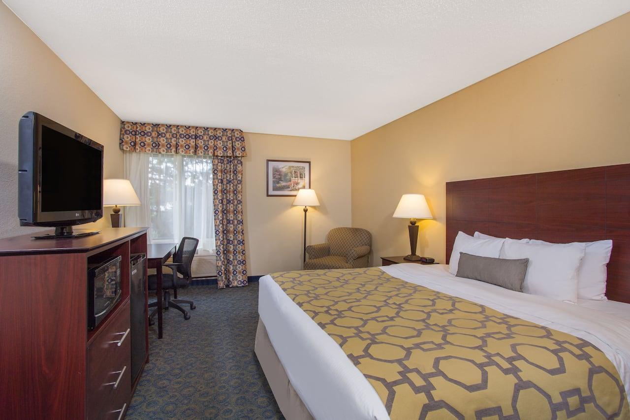 at the Baymont Inn & Suites Winston Salem in Winston Salem, North Carolina