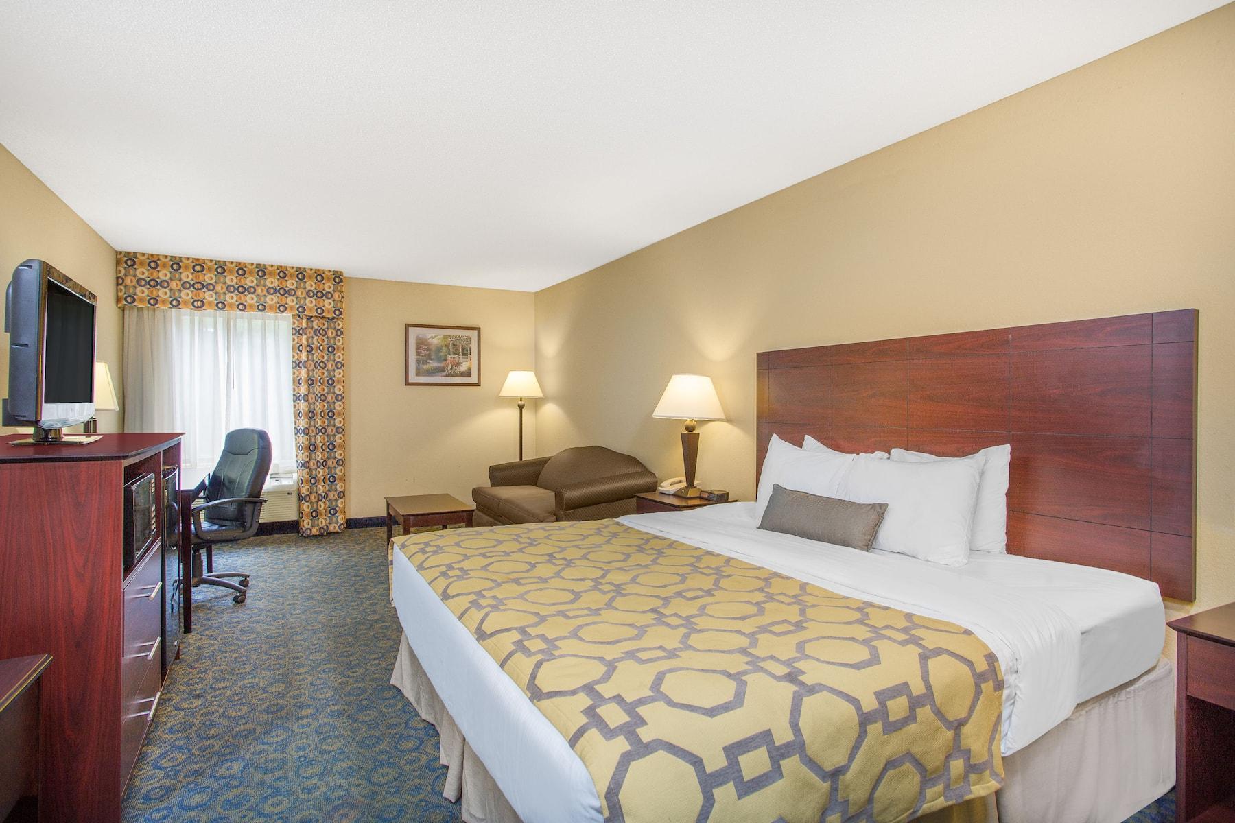 Baymont By Wyndham Winston Salem Winston Salem Nc Hotels