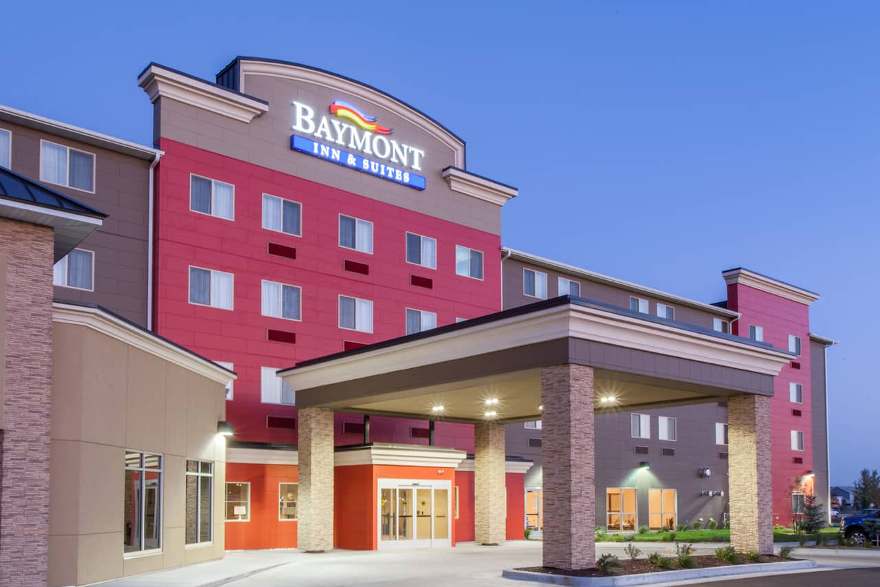 at the Baymont Inn & Suites Grand Forks in Grand Forks, North Dakota