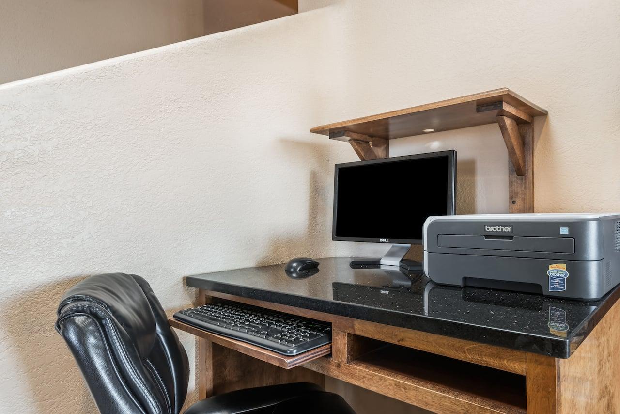 at the Baymont Inn & Suites Santa Fe in Santa Fe, New Mexico